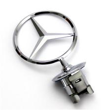 Stars Bonnet Badge Logo Spring Mount fit Mercedes Benz W213 212 S213 212 2015
