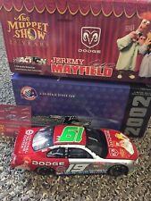 Jeremy Mayfield #19 2002 Elite Dodge Muppets 25th Anniversary 1:24 NASCAR
