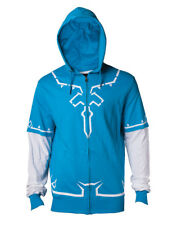 THE LEGEND OF ZELDA: BREATH OF THE WILD - LINK'S CHAMPIONS TUNIC HOODIE JUMPER