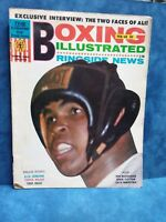BOXING ILLUSTRATED Magazine February 1968 Muhammad Ali