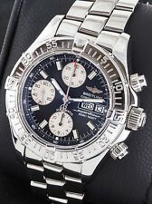 Breitling SuperOcean Chronograph A13340 SS 42mm Box & Papers