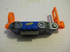 2009 Nerf Blue Longstrike CS-6 Flip Up Tactical Sight Scope Attachment Part