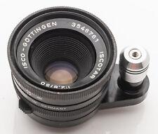 Isco Göttingen Iscotar 50mm 50 mm 1:2.8 2.8 - Exa Exakta