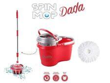 Dada Spin Mop and Bristle Brush Head Bundle