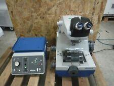 Reichert Jung UltraCut E Microtome 701701 Ultramicrotome + Controller