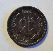 Mexico/México - 1 centavo - 1906 M-vz -/XF -