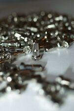 s silver sans mamelons ACI plaine Jauge 2.0 mm 14g rayons 25p chaque s