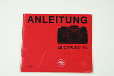 Leicaflex SL chrome  paint mit 1:2/50mm Summicron-R