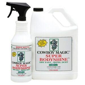 Cowboy Magic Super Body Shine Spray 473ml