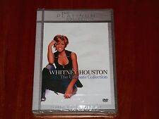 WHITNEY HOUSTON THE ULTIMATE COLLECTION DVD VIDEOS LIVE FOOTAGE INTERVIEW New