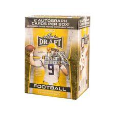 2020 Leaf Draft Football Blaster Box