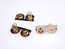 3x Game Boy Color Batterie Feder Kontakt Blech GBC contact spring battery