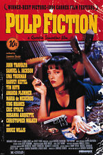 PULP FICTION MOVIE SCORE UMA THURMAN POSTER (61X91CM) PICTURE