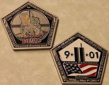 911/ Bin Laden coin