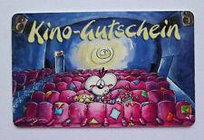 Diddl Funcard 4. Serie Nr. 24  -  unbeschrieben  -  ##  KINO-GUTSCHEIN  ##
