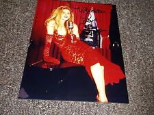 Ginger Lynn Allen signed inscribed autograph 8x10 photo