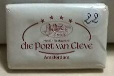 SAPONETTA HOTEL RESTAURANT DIE PORT VAN CLEVE -  AMSTERDAM - RETTANGOLARE  N.22
