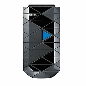 Original Nokia 7070 Prism Blue/Red Black Unlocked GSM WAP Klapp-Handy Cell Phone