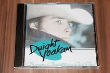 Dwight Yoakam - Guitars, Cadillacs, Etc., Etc. (1986) (CD) (7599-25372-2)