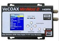 VeCOAX MiniMOD-2 1080p Single Channel HDMI to RF Modulator