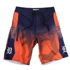 Detroit Tigers Mens Board Shorts Swimsuit Swim Trunks - Pick Your Size!