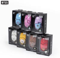 BTS BT21 Official New Wireless Silent Mouse 7 Characters By Royche