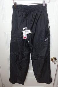 Helly Hansen Ski Pants Size Small Men Black