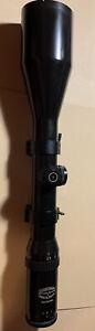 Schmidt & Bender 2.5-10x56 Biebertal Wetzlar West Germany Rifle Scope w/Rings