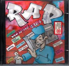 AA.VV. RAP R.A.P. MASSIMO RISPETTO  CD 1992 ITALY