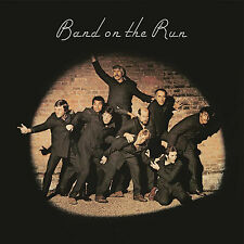 Band on The Run Paul McCartney and Wings' Landmark 1973 Album Collection