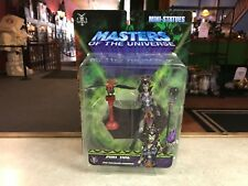 2005 NECA MOTU Masters of the Universe EVIL-LYN SERIES 5 Statue Staction MOC
