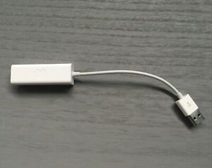 Genuine Apple Usb To Ethernet Adapter ref.9004