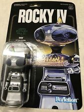 Sico Rocky IV Super 7 ReAction Action Figure