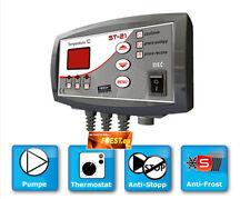Steuerung Umwälzpumpe, Pumpensteuerung, Pumpenregler ST-21 / Thermostat