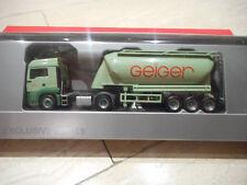 "Herpa MAN TGS LX Silo-SZ ""Geiger"" Nr.925402"