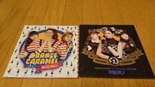Orange Caramel CD SET Korea Press K-pop Kpop with Photo Card