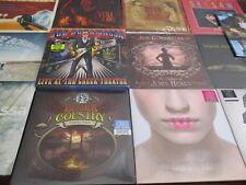 JOE BONAMASSA SET 20 LP'S ALL ORIGINAL ISSUES BLACK COUNTRY BETH HART ROCK CANDY