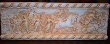 bassorilievo Greca ,  in gesso ceramico
