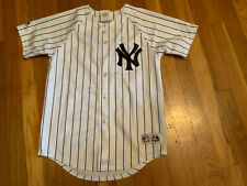 Official Majestic DEREK JETER New York Yankees Baseball Jersey Youth Medium