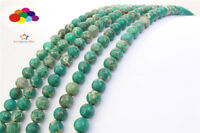 New Diy 4/6/8/10/12mm Natural Golden swan stone Round Loose beads fit bracelet