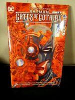 Batman Gates Of Gotham Deluxe Ed HC SEALED~
