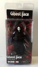 """Scream 4 Ghost Face Classic Mask Horror 7"""" Action Figure NEW MOC NECA Reel Toys"""