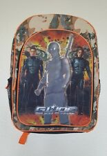 GI Joe the rise of the cobra nack back