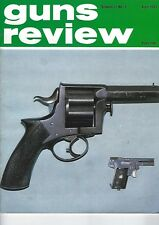 GUNS REVIEW - THREE ISSUES FROM 1981 (4 - 6)