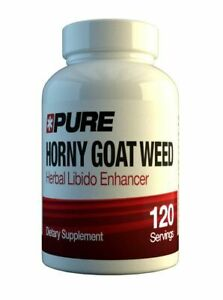 Pure Horny Goat Weed - 500mg x 120 caps