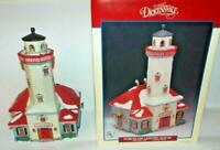 Lemax Dickensvale Village Townsend Lighthouse Lighted House ~ MINT in Box!