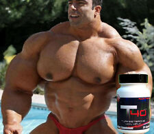 Pro Force T40-2.0 XTREME Strength & Size Factor Bodybuilding Supplements BCAAs