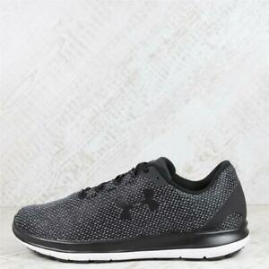 Womens Under Armour Remix FW18 Black Trainers (PEF1) RRP £69.99