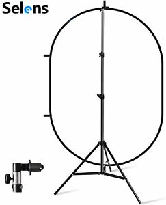 Collapsible Light Diffuser Photography Foldable Reflector Panel with Stand & Bag