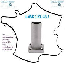 Roulement linéaire LMK12LUU 12mm 3d print cnc ultimaker